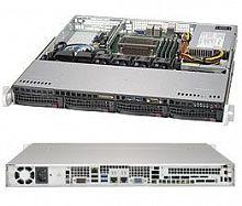 Платформа SuperMicro SYS-5019S-M RAID 1x350W