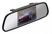 "Зеркало заднего вида с монитором Silverstone F1 Interpower IP Mirror 4.3"" 16:9 480x272 4Вт"
