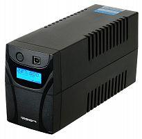 Источник бесперебойного питания Ippon Back Power Pro LCD 500 300Вт 500ВА черный