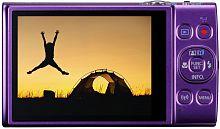 "Фотоаппарат Canon IXUS 285HS фиолетовый 20.2Mpix Zoom12x 3"" 1080 SD CMOS IS opt 1minF 2.5fr/s 30fr/s/WiFi/NB-11LH"