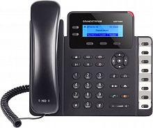 Телефон IP Grandstream GXP-1628 черный