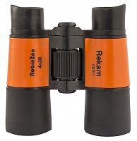 Комплект биноклей Rekam 6-30x 30мм Robinzon 6x30&4x30 черный (1305000330)