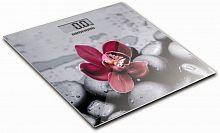 Весы напольные электронные Redmond RS-733 макс.180кг серый/орхидея