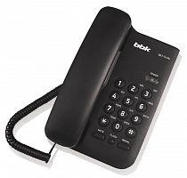 Телефон проводной BBK BKT-74 RU черный
