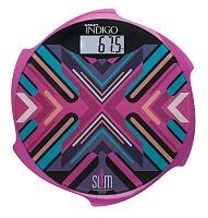 Весы напольные электронные Scarlett IS-BS35E601 макс.150кг пурпурный