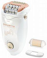 Эпилятор Rowenta EP5700F0 скор.:2 насад.:2 от электр.сети белый/розовый