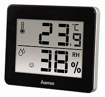 Термометр Hama TH-130 черный