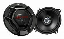 Колонки автомобильные JVC CS-DR520 260Вт 88дБ 4Ом 13см (5дюйм) (ком.:2кол.) коаксиальные двухполосные