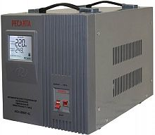 Стабилизатор напряжения Ресанта ACH-3000/1-Ц электронный однофазный серый