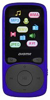 """Плеер Flash Digma B3 8Gb синий/1.8""""/FM/microSD"""