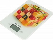 Весы кухонные электронные Starwind SSK3359 макс.вес:5кг