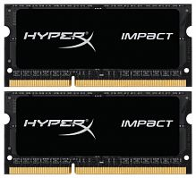 Память DDR3L 2x8Gb 1866MHz Kingston HX318LS11IBK2/16 RTL PC3-14900 CL11 SO-DIMM 204-pin 1.35В