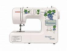 Швейная машина Janome Grape 2016 белый