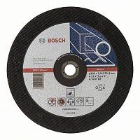 Отрезной диск по металлу Bosch 2608600542 d=300мм d(посад.)=25.4мм (угловые шлифмашины)