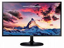 "Монитор Samsung 23.5"" S24F350FHI черный PLS LED 16:9 HDMI матовая 250cd 178гр/178гр 1920x1080 D-Sub FHD 3.3кг"