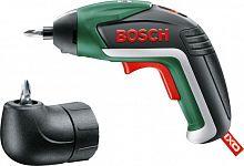 """Отвертка электрическая Bosch IXO V Medium аккум. патрон:держатель бит 1/4"""""""