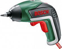 """Отвертка электрическая Bosch IXO V Basic аккум. патрон:держатель бит 1/4"""""""