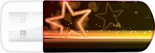 Флеш Диск Verbatim 32Gb Mini Neon Edition 49388 USB2.0 оранжевый/рисунок