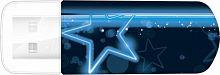 Флеш Диск Verbatim 32Gb Mini Neon Edition 49389 USB2.0 синий/рисунок