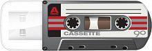 Флеш Диск Verbatim 32Gb Mini Cassette Edition 49391 USB2.0 черный/рисунок