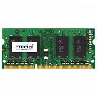 Память DDR3L 2Gb 1600MHz Crucial CT25664BF160B RTL PC3-12800 CL11 SO-DIMM 204-pin 1.35В