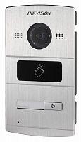 Видеопанель Hikvision DS-KV8102-IM цветной сигнал CMOS цвет панели: серебристый