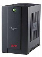 Источник бесперебойного питания APC Back-UPS BC650-RSX761 360Вт 650ВА черный