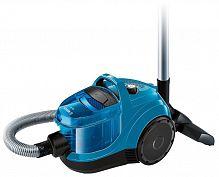 Пылесос Bosch BGC1U1550 1700Вт синий/черный