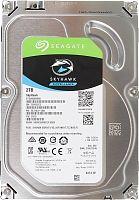 "Жесткий диск Seagate Original SATA-III 2Tb ST2000VX008 Video Skyhawk (5900rpm) 64Mb 3.5"""