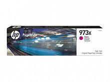 Картридж струйный HP 973XL F6T82AE пурпурный (7000стр.) для HP PW Pro 477dw/452dw