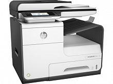 МФУ струйный HP PageWide 377dw (J9V80B) A4 Duplex Net WiFi USB RJ-45 черный/белый
