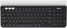 Клавиатура Logitech Multi-Device K780 черный/белый USB беспроводная BT Multimedia