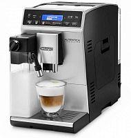 Кофемашина Delonghi ETAM 29.660.SB 1450Вт серебристый/черный
