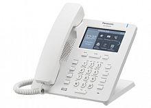Телефон SIP Panasonic KX-HDV330RU белый