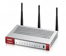 Сетевой экран Zyxel USG20W-VPN (USG20W-VPN-RU0101F) AC1750 10/100/1000BASE-TX/SFP серебристый