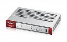 Сетевой экран Zyxel USG20-VPN (USG20-VPN-RU0101F) 10/100/1000BASE-TX/SFP серебристый