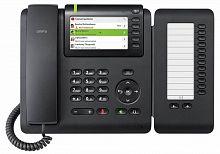 Телефон SIP Unify OpenScape CP600 черный (L30250-F600-C428)