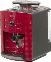 Кофемашина Krups Essential EA810770 1450Вт красный/черный