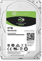 """Жесткий диск Seagate Original SATA-III 5Tb ST5000LM000 Barracuda (5400rpm) 128Mb 2.5"""""""