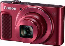 "Фотоаппарат Canon PowerShot SX620 HS красный 20.2Mpix Zoom25x 3"" 1080p SDXC/SD/SDHC CMOS 1x2.3 IS opt 5minF 2.5fr/s 30fr/s HDMI/WiFi/NB-13L"