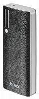 Мобильный аккумулятор Buro RC-10000 Li-Ion 10000mAh 2.1A черный 3xUSB