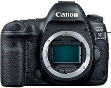 """Зеркальный Фотоаппарат Canon EOS 5D Mark IV черный 30.4Mpix 3.2"""" 1080p 4K CF Li-ion (без объектива)"""