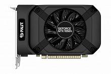Видеокарта Palit PCI-E PA-GTX1050Ti StormX 4G NVIDIA GeForce GTX 1050TI 4096Mb 128 GDDR5 1290/7000 DVIx1/HDMIx1/DPx1/HDCP Ret