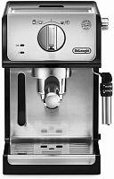 Кофеварка эспрессо Delonghi ECP35.31 1100Вт серебристый/черный