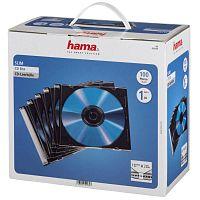 Коробка Hama на 100CD/DVD H-51270 прозрачный (упак.:100шт)