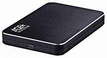 """Внешний корпус для HDD AgeStar 31UB2A18C SATA алюминий черный 2.5"""""""