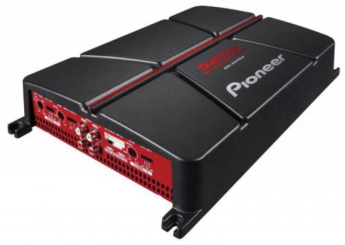 Усилитель автомобильный Pioneer GM-A4704 четырехканальный