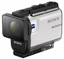 Экшн-камера Sony HDR-AS300 1xExmor R CMOS 8.2Mpix белый