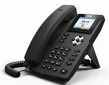 Телефон IP Fanvil X3S черный