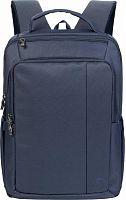 """Рюкзак для ноутбука 15.6"""" Riva 8262 синий полиэстер"""